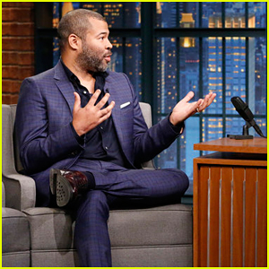 Jordan Peele Admits on 'Late Night' He Can't Get His Baby Son to Laugh - Watch Here!
