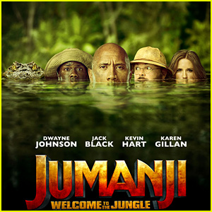 'Jumanji: Welcome to the Jungle' Wins Weekend Box Office!