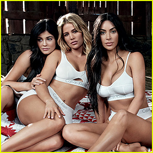 Fans Are Noticing Something About Kylie Jenner in New Calvin Klein Ads with the Kardashians!