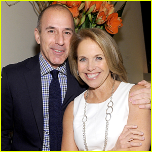 Katie Couric Breaks Silence on Matt Lauer's 'Today' Firing