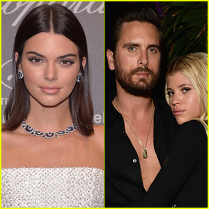 Kendall Jenner Throws Shade at Scott Disick's Relationship with Sofia Richie