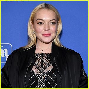 Lindsay Lohan Wants to Help Make a 'Woke' New Season of 'The Comeback'!