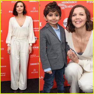 Maggie Gyllenhaal Brings 'The Kindergarten Teacher' to Sundance 2018
