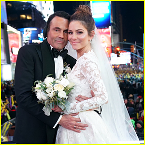 Maria Menounos Marries Keven Undergaro on NYE in Times Square (Photos)