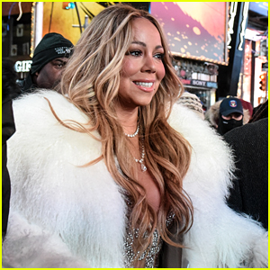 Mariah Carey Finds Her Tea After New Year's Eve Performance!