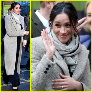 Meghan Markle's Latest Outfit Is Already Selling Out, But You Can Still Grab Some Items!