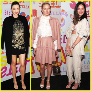 Miranda Kerr, Kate Hudson, Olivia Munn & More Step Out for Stella McCartney's Autumn Collection Launch!