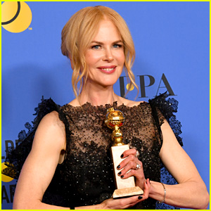 Nicole Kidman Joins Instagram, Shares Time's Up Message s First Post