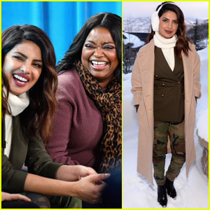 Priyanka Chopra & 'A Kid Like Jake' Cast Take Over Sundance Film Fest!