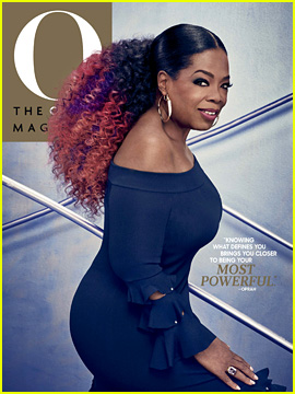 Oprah Winfrey Opens Up About How She Defines Herself