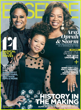 Oprah Winfrey Says Storm Reid Is This Generation's Judy Garland