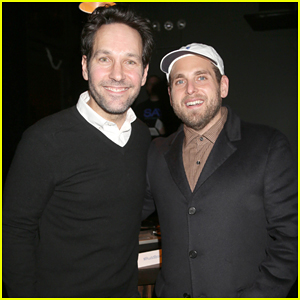 Paul Rudd Gets Support from Jonah Hill & More at All-Star Bowling Benefit!