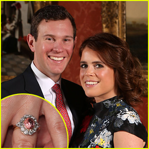 Britain's Princess Eugenie Just Got Engaged!