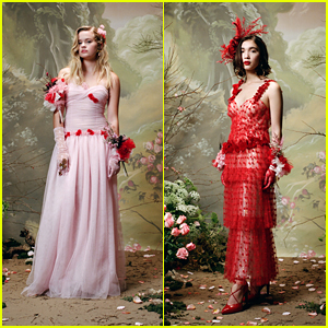 Ava Phillippe & Rowan Blanchard Star in Rodarte Fall Winter 2018 Portrait Series!