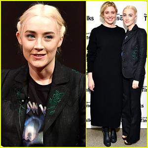 Saoirse Ronan Wasn't Afraid to Go Makeup Free in 'Lady Bird'