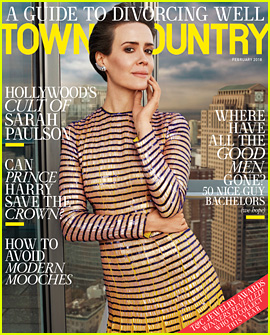 Sarah Paulson on the Decision to Not Have Kids: 'I Don't Want to Be Torn'