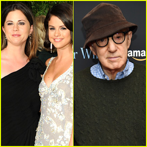 Selena Gomez's Mom Speaks Out About Her Daughter's Decision to Work with Woody Allen
