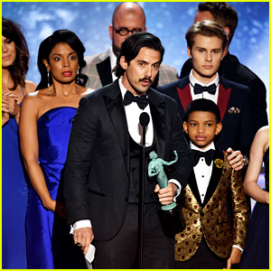 'This Is Us' Wins Best Ensemble in a Drama Series at SAG Awards 2018!