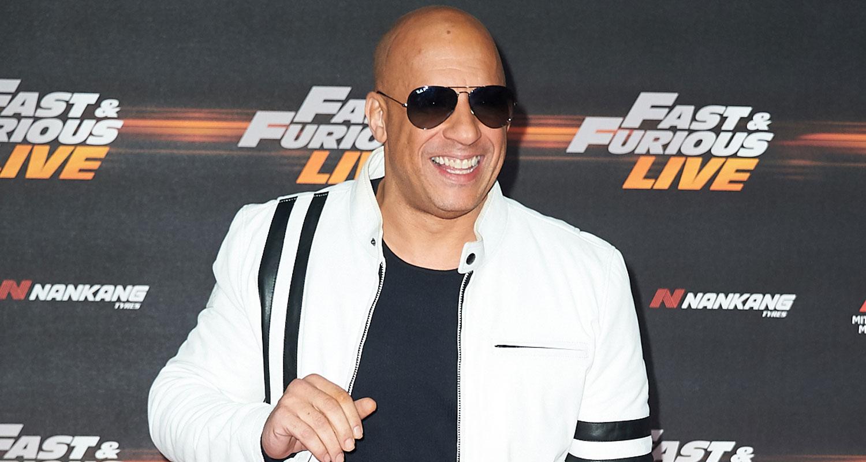 Vin Diesel Kicks Off 'Fast & Furious' Live Show in London ...