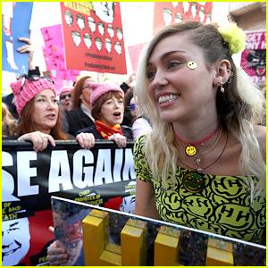 Women's March 2018 in Los Angeles - Celeb Participants List!