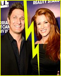 Model Angie Everhart & Husband Carl Ferro Split
