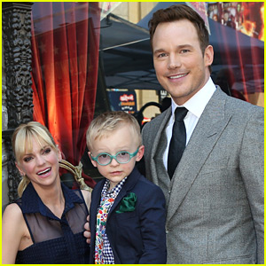 Anna Faris Discusses Her Son Jack's Health Struggles