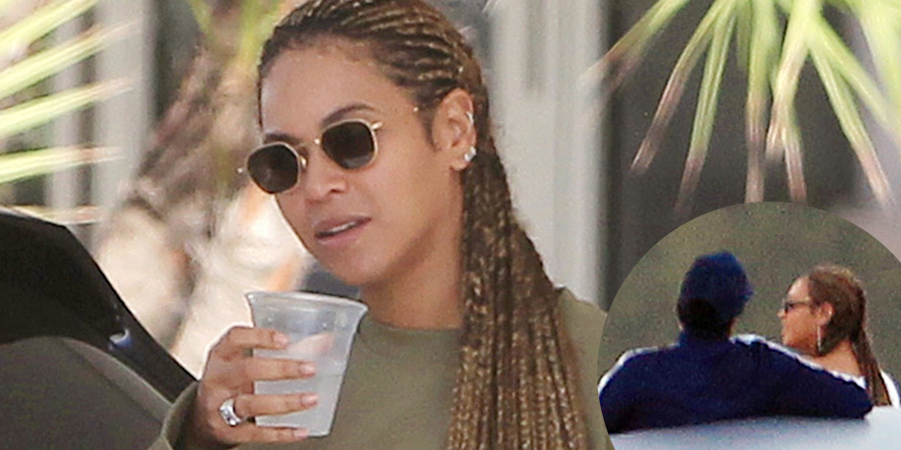 Beyonce & Jay-Z Enjoy a Double Date & Watch the Sunset on a Yacht in Miami!