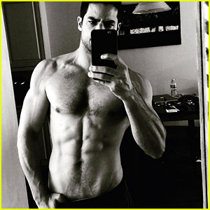 'Fifty Shades Freed' Star Brant Daugherty's Hottest Shirtless Photos!