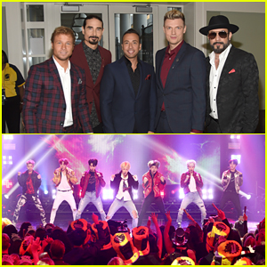 The Backstreet Boys Want BTS to Come to Their Las Vegas Residency!