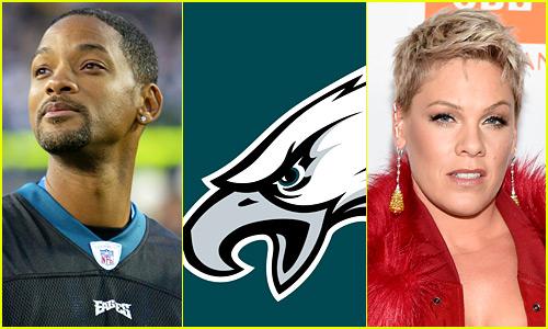 Super Bowl 2018: These Celebs Are Philadelphia Eagles Fans