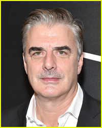 Here's What Chris Noth Did When Asked About Kim Cattrall & Sarah Jessica Parker's Feud