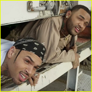 Joyner Lucas & Chris Brown Release 'Stranger Things' Music Video - Watch Now!