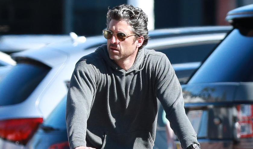 Patrick Dempsey Shows Off New Haircut From Wife Jillian Patrick