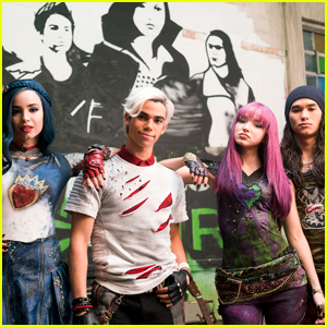 Disney Confirms 'Descendants 3′ Movie to Premiere in 2019