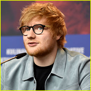 Ed Sheeran Steps Out for