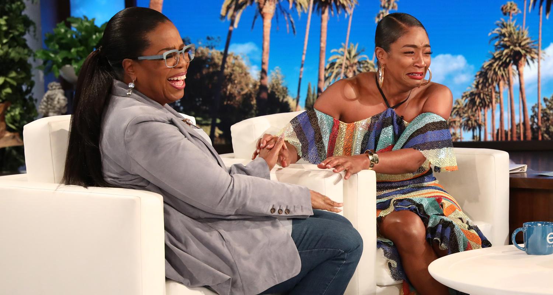 Oprah good for you youre gay ellen