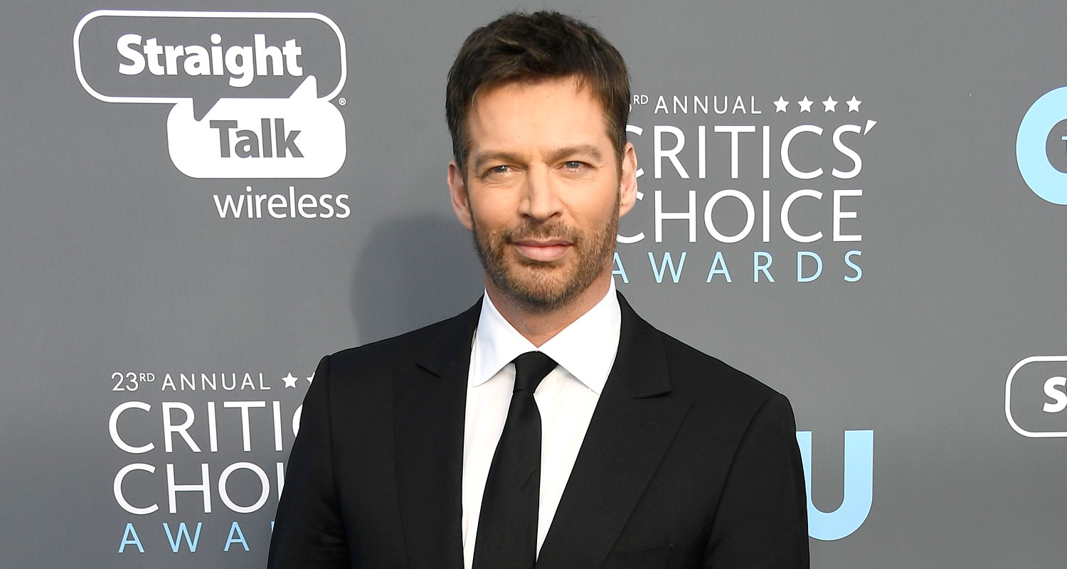 Harry connick jr sex tapes