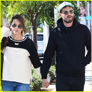 Jamie Dornan & Wife Amelia Warner Kick Off Weekend with Shopping!