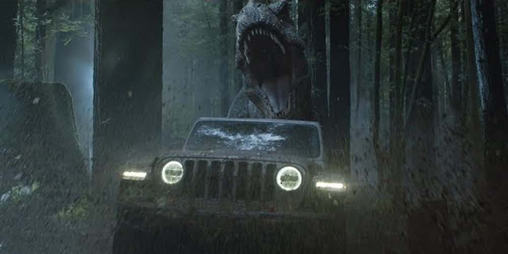 Jeep Super Bowl Commercial 2018: Return to 'Jurassic Park' – Watch Now! | 2018 Super Bowl
