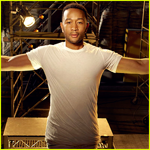 John Legend in 'Jesus Christ Superstar Live' - First Look Photos!