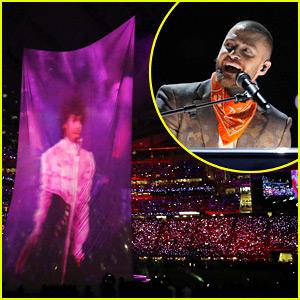 Justin Timberlake Explains How Prince Moment Happened During Super Bowl 2018