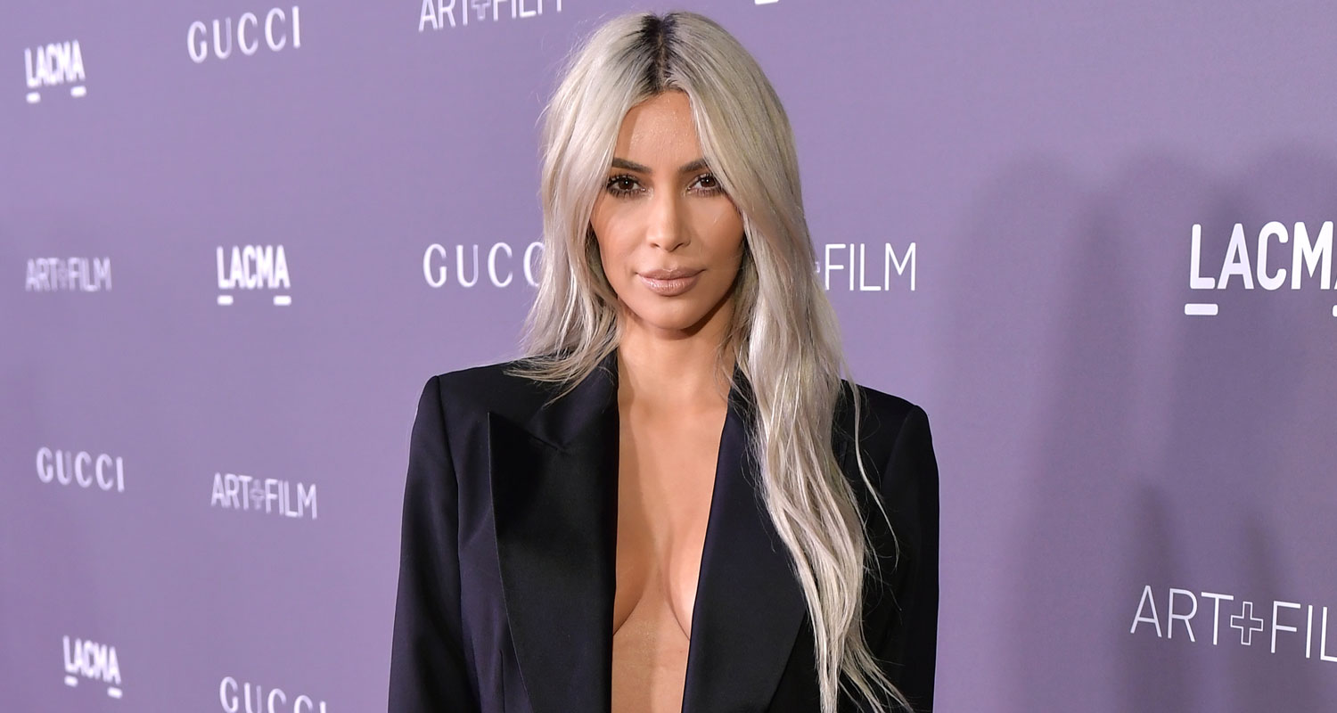 Kim Kardashian Shares the First Photo of Baby Chicago West pics