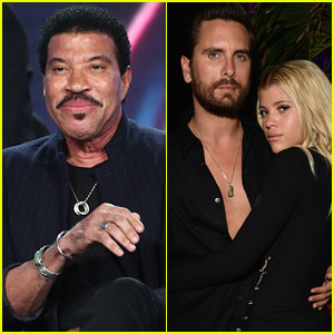 Lionel Richie Says Daughter Sofia's Relationship with Scott Disick is 'Just a Phase'