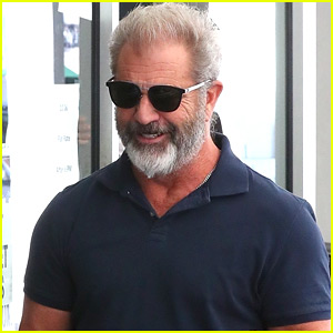 Mel gibson photos news and videos just jared mel gibson stays tight lipped on passion sequel thecheapjerseys Images