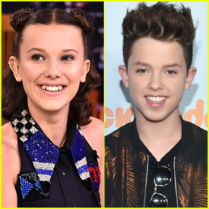 Millie Bobby Brown Supports Boyfriend Jacob Sartorius at His Concert!