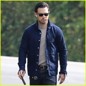 Milo Ventimiglia Steps Out Clean-Shaven After Wrapping 'This Is Us' Filming