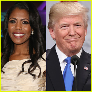 Omarosa Manigault Says Country Won't be 'Okay' with Trump as President, White House Responds