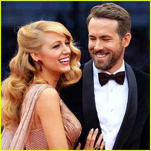 Ryan Reynolds Bakes Heart-Shaped Cake for Blake Lively on Valentine's Day!