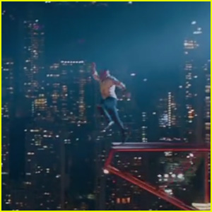 Dwayne 'The Rock' Johnson Leaps in Thrilling 'Skyscraper' Trailer - Watch Now!
