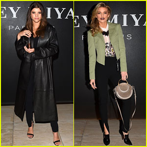 Sofia Richie & AnnaLynne McCord Team Up for Issey Miyake Fragrance Launch